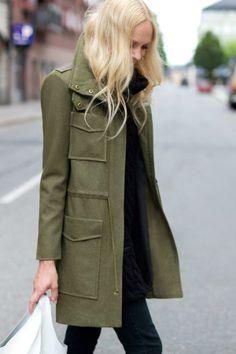 Emerson Fry coat.