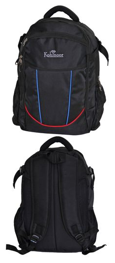 Backpack exclusively manufactured for Kohinoor by Crea - India's smartest brand merchandising company.