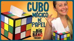Cubo Mágico de Papel - DiY Geek