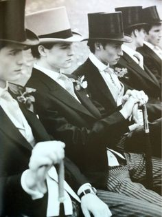 love top hats