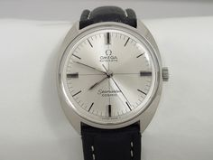 1968 OMEGA SEAMASTER COSMIC AUTOMATIC MEN'S WATCH