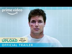Upload - Official Trailer I Prime Video Sci Fi Movies, New Movies, Watch Movies, Tv Videos, Viral Videos, Satire, Greg Daniels, Prime Tv, Sci Fi Comedy