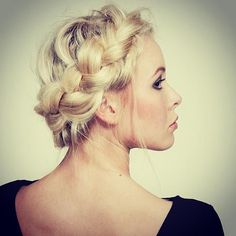 Wrap Around Braid - Hairstyles How To