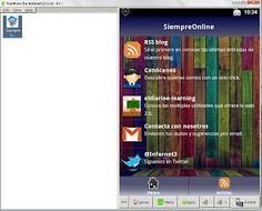 Makemedroid - La herramienta que te ayudará a crear tus apps de forma rápida y gratuita. Accede a nuestro blog y conoce más: http://eldiarioelearning.blogspot.com.es/2013/04/apps-para-moviles-creando-nuestra.html
