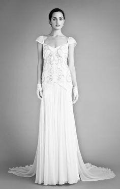 Check out the incredible alice temperley  wedding dress collection