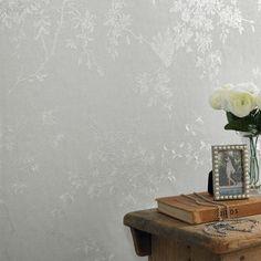 Spring Blossom Silver Mist