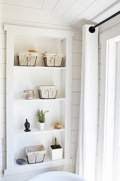 8 Lively Tips: Rustic Bedroom Remodel Floating Shelves bedroom remodel book shelves.Rustic Bedroom Remodel Basements bedroom remodeling on a budget kitchen makeovers. Basement Bedrooms, Small Bedrooms, Guest Bedrooms, Upstairs Bathrooms, Dream Bathrooms, Small Bathroom, Zen Bathroom, Bathroom Ideas, Girls Bedroom