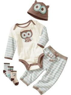 Baby: Wise Mr. Owl - New! Playtime Essentials - New! | Old Navy
