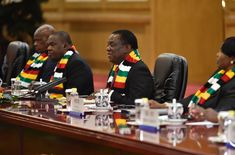 FOX NEWS: Zimbabwe's leader thanks China's Xi pledges to boost ties