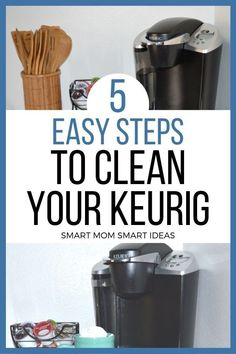 The perfect cup of coffee in the morning makes all the difference. Keep your Keurig making great coffee with these easy cleaning steps. So, easy you can clean a Keurig with vinegar in 15 minutes… Weekly Cleaning Checklist, Deep Cleaning Tips, Cleaning Hacks, Cleaning Schedules, Cleaning Supplies, Chore Chart Kids, Chore Charts, Chores For Kids, Clean Kuerig With Vinegar