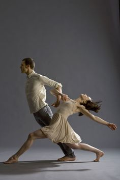 The Rambert Dance Company in 'Awakenings' (2010).
