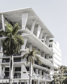 Visions of an Industrial Age // 1111 Lincoln Road | Herzog & de Meuron