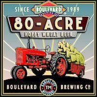 Boulevard Brewing Co. 80-Acre Hoppy Wheat!