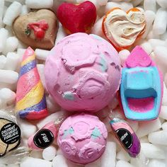 Lush Launches New 2018 Valentine's Day Collection