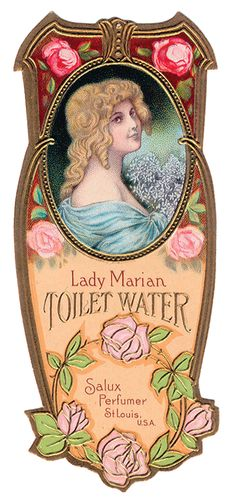 vintage perfume label images | ... so here is another vintage perfume label that I think you will enjoy