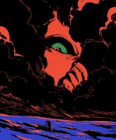 Un Vide Dans Un Catalyseur: Photo Arte Horror, Horror Art, Arte Grunge, Arte Indie, Arte Obscura, Illustration Art, Illustrations, Weird Art, Psychedelic Art