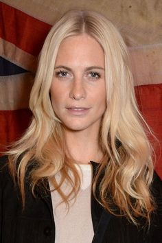 The Hottest Long Hairstyles & Haircuts For 2014 - Poppy Delevingne