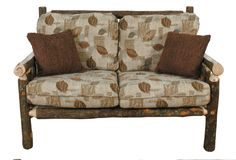 in by Best Craft Furniture in Plymouth, WI - Loveseat. Lodge Furniture, Plymouth, Fun Crafts, Love Seat, Couch, Wood, Home Decor, Fun Diy Crafts, Settee