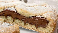 Summer Desserts, Fun Desserts, Delicious Desserts, Yummy Food, Nutella Recipes, Chocolate Recipes, Cookie Recipes, Brioche Nutella, Nutella Cake