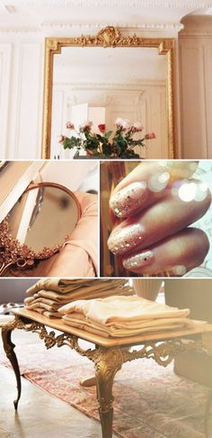 Love those nails!