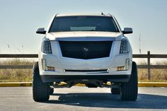 Lifted Escalade Front photo
