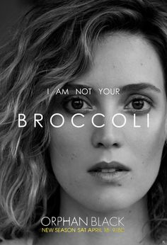 I AM NOT YOUR BROCCOLI