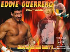 ALWAYS Latino Heat - wish Chavo would stop trying to be Eddie Chris Benoit, Eddie Guerrero, Stone Cold Steve, Jeff Hardy, Steve Austin, Roman Reigns, Wwe, Wrestling, Heart