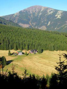 Trail running tour #Riesengebirge to #Schneekoppe #Czech Republic More pictures: http://trampelpfad.net/laeufe/2013/schneekoppe-10-2013.asp