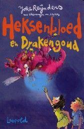 Heksenbloed en drakengoud - Joke Reijnders