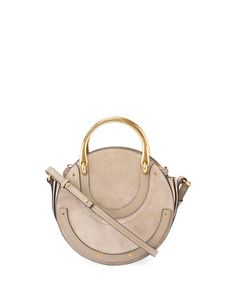 086d68d790d3 V3MFD Chloe Pixie Small Round Double-Handle Tote Bag Chloe Handbags