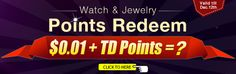 Watch Points Redeem  http://www.tinydeal.com/Watch-Redeem-TD-Points-px250pz-si-2925.html