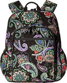 campus tech backpack vera bradley