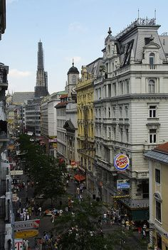 Austria Vienna.  Lets meet at the burger king every six months LOL