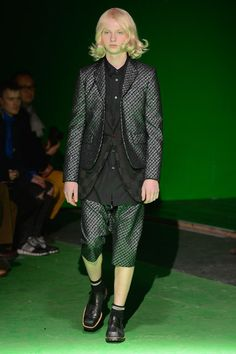 .Comme des Garcons fall 2013 mens fashion #commedesgarcons #ParisFashionweek