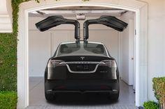 Tesla Model X - coming in 2014...for Randy