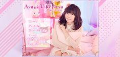 Nakuro's Blog: Ayana Taketatsu Página Web Actualizada