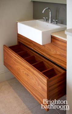 Luxurious Family Bathroom with Bespoke Joinery —Stanford Avenue, Brighton | The Brighton Bathroom Company