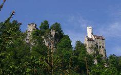 Schloss Lichtenstein, D-72805 Lichtenstein im Landkreis Reutlingen, Baden-Württemberg. © Schlossverwaltung Lichtenstein