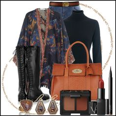 """Tassels & Cashmere"" by jacque-reid on Polyvore"