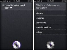 Top Questions to Ask Siri!