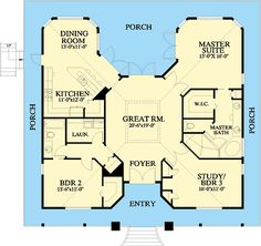 1789 sq ft Florida Cracker Style - 24046BG | 1st Floor Master Suite, Beach, CAD Available, Den-Office-Library-Study, Florida, PDF, Southern, Split Bedrooms, Vacation, Wrap Around Porch | Architectural Designs
