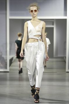 3.1 Phillip Lim Ready To Wear Spring Summer 2015 New York - NOWFASHION