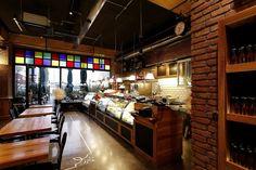 Rafine Mitfak steak house by Melih Konuk, Bursa – Turkey