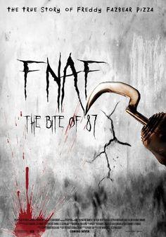 FNAF The Bite Of 87 - Movie Poster HD by BlueWolfAvenger on DeviantArt