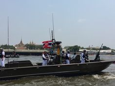 The Royal Thai Navy (RTN) received six Special Operations Craft – Riverine (SOC-R)