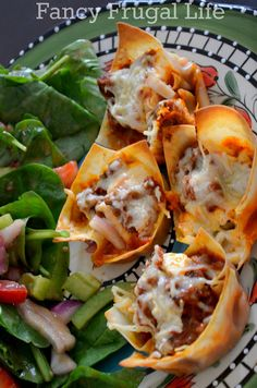#recipes Won Ton Lasagnas...