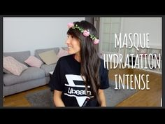 DIY : MASQUE avant shampoing CHEVEUX HYDRATATION INTENSE - YouTube