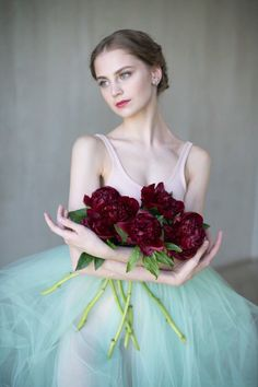 "Ballet Beautiful - ""There are no taking days off.    There are no distractions.    If I had that, I physically wouldn't be capable of going onstage and performing live theate"