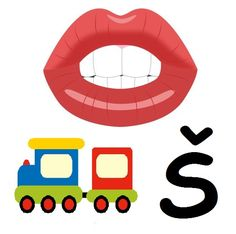 Hláska Š Speech Language Therapy, Speech And Language, Speech Therapy, Oral Motor, Letter Sounds, Kids Corner, Phonics, Kindergarten, Preschool