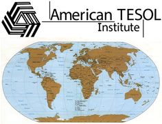 TESOL Abroad – Teach English in Over 150 Countries Worldwide: American TESOL Institute, not including China, holds a network of over seven thousand schools who are seeking qualified English teachers. Learn more about TESOL Worldwide, explore TESOL Jobs, acquire TESOL Certification, and go abroad with ATI.